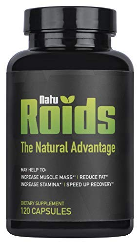 NatuRoids - Beta-Ecdysterone 1200 mg