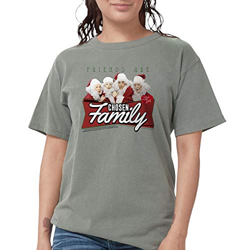CafePress I Love Lucy: Friends Womens Comfort Colors Shirt