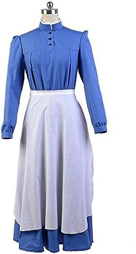 Howl's Moving Castle Sophie Dress Cosplay Kostüm Damen S