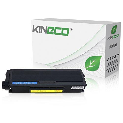Kineco Toner kompatibel für Brother TN-3170 TN3170 für Brother HL-5240, HL-5250DN, HL-5270DN, MFC-8460DN, DCP-8060 - Schwarz 8.000 Seiten
