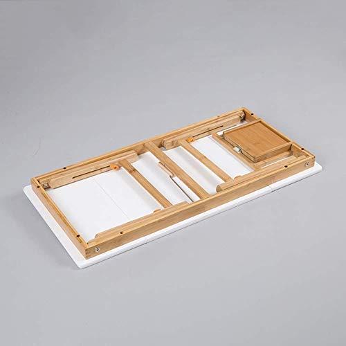 Portátil Plegable Mesa De La Cama Alargar Escritorio para Laptop ...