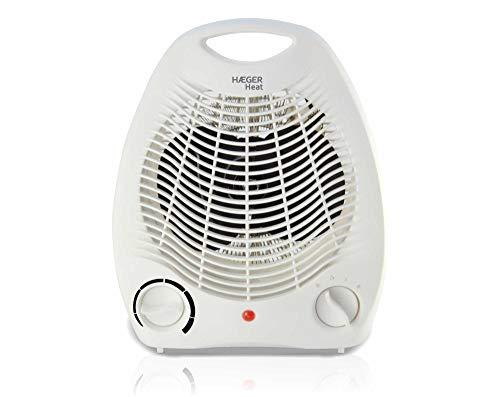 /Termoventilatore con Termostato regolabile Orbegozo FH 5028/ 2000/W di potenza 2/regolazioni di calore e funzione Ventola