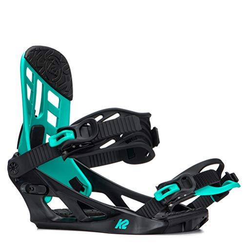 K2 Vandal Snowboard Bindings 2020 - Youth Boy's - Black, Medium