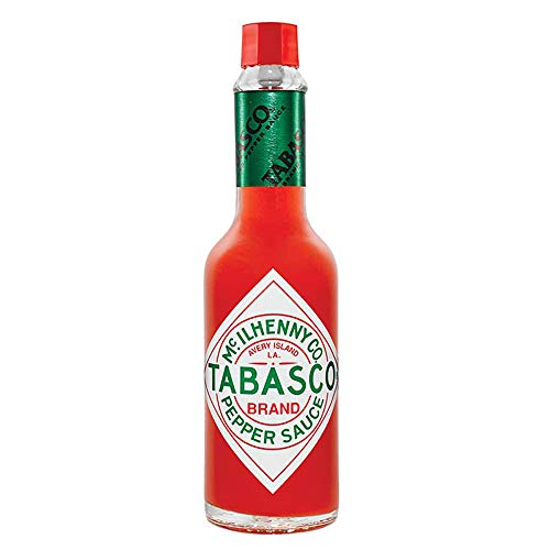 MC Ilhenny Tabasco Pepper Sauce, 60g