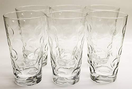 Böckling Premium Dubbegläser - Schoppengläser 6 Stück 0,5Liter glasklar - Dubbeglas-Shop