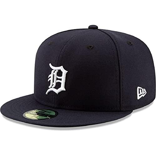 New Era Detroit Tigers Navy 59Fifty Basecap