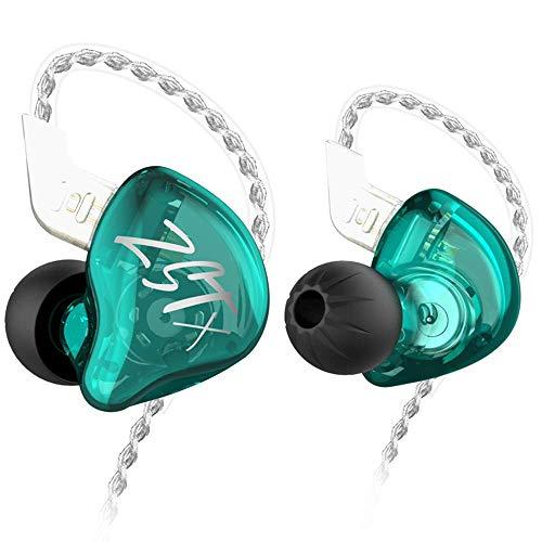 Yinyoo KZ ZST X Hybrid 1BA+1DD in Ear Monitor Earbuds Balance Armature with Dynamic in-Ear Earphone Headphones HiFi Headset