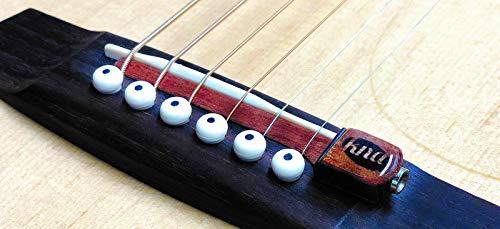 KNA Pickups - Pastilla para guitarra acústica (SG-1)