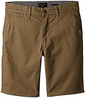 クイックシルバー Quiksilver Kids キッズ 男の子 ショーツ 半ズボン Elmwood New Everyday Union Stretch Shorts [並行輸入品]