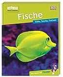memo Wissen entdecken. Fische: Riffe, Teiche, Tiefsee. Das Buch mit Poster! - Andreas Mack Blatteins