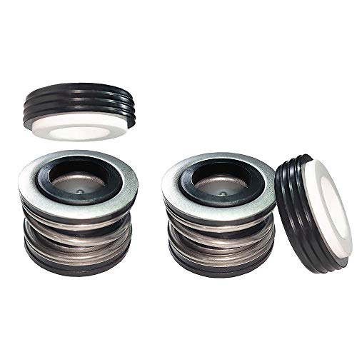 """PS-200 5/8"""" Shaft Seal for Swimming Pool/Spa Pump AS-200 92500150 SPX2700SA (2 Pack)"""