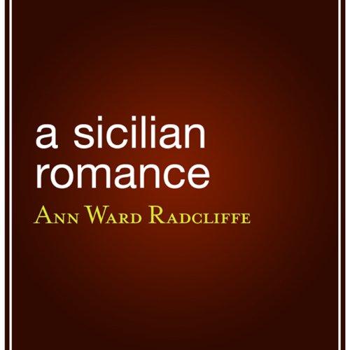 A Sicilian Romance audiobook cover art
