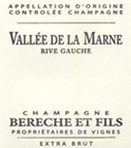 Bereche Champagne Vallee de la Marne Rive Gauche Extra Brut - 2014