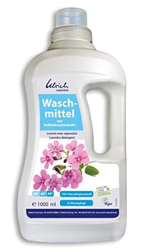 Ökologisches Waschmittel mit Seifenkraut 1l - Neu - Ulrich natürlich