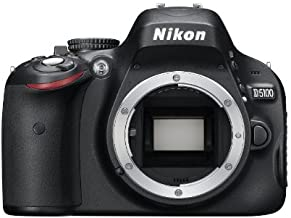 Nikon D5100 16.2MP CMOS Digital SLR Camera with 3-Inch...
