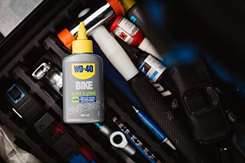 WD-40 Bike Kettenöl Tockene Bedingungen 100 ml, transparent, 49695 - 4