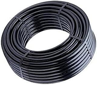 TUBERIA 20mm de Polietileno AGRICOLA . Presión máxima 4 BAR. Bobina de 100 METROS. Color negro. Tubería agrícola 20 mm 4bar de baja densidad utilizada para instalaciones de RIEGO y GOTEO.