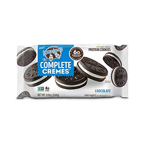 Lenny and Larry's Complete Cremes 18 x13.5g Vegan Protein Cookie Biscuit Cookies