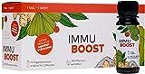 ImmuBoost  Immun Shot | 14 Shots | 1 Day 1 Shot | 2 Wochen tägliche Immunstärkung | Mit Vitamin C, Zink, Ingwer, Acerola | Immunsystem stärken