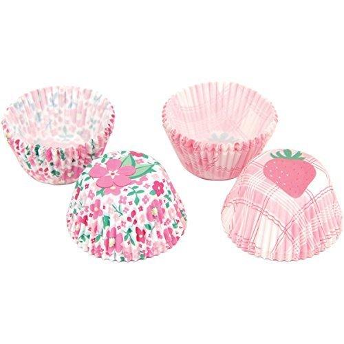 Garden Mini caissettes à biscuits Strawberry 96/Pkg- Par des Notions de réseau