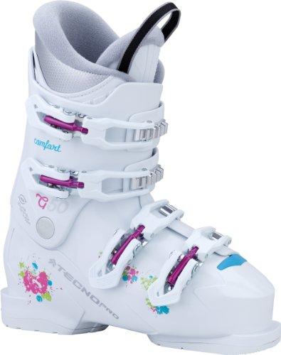 Tecno Pro Skischuhe G50 Junior Skistiefel Kinder (Größe: Mondopoint 24 - EU ca. 37)