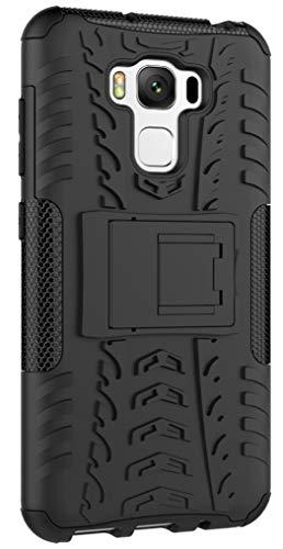 Tianqin Funda ASUS Zenfone 3 Max/ZC553KL, Ultra Delgado Anti Caída Protección Dual...