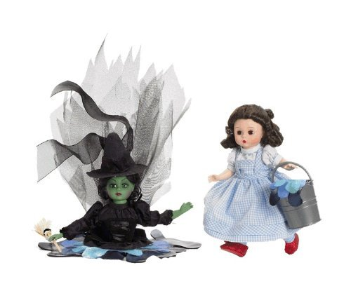Madame Alexander Dolls I'm Melting..., 8 inch, Wizard of Oz Collection