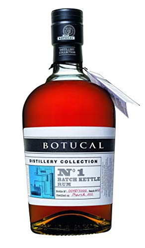Botucal No1 Batch Kettle Rum Rhum 0,70l (47{81435cf9b3d3ed63180f905d9d6e8cb3ce25048cefaa5d3ee5ef9b9770e201cb} Vol) exklusive Sonderausgabe special limited edition distillery collection Ron de Venezuela - [Enthält Sulfite]