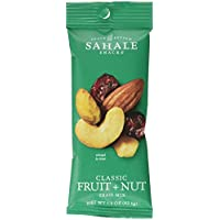 9-Pack Sahale Snacks Classic Fruit and Nut Trail Mix, 1.5 Ounces
