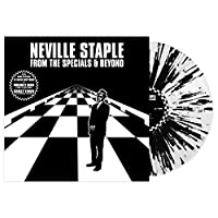 From The Specials & Beyond (Black & White Splatter)