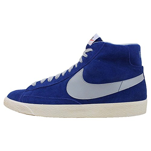 SCARPE Nike Blazer Mid Prm Vntg Suede TG 46 COD 538282-400