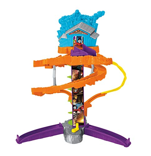 Fisher-Price Thomas & Friends MINIS, Steelworks Stunt Set