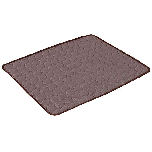 J Pet cooling mattress with heat dissipation function, soothe pet's mood, soothe dog bed