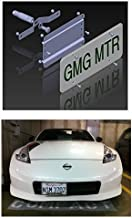 GMG Motorsports Nissan NISMO 370z NO Holes License Plate Bracket (only Nismo Edition)
