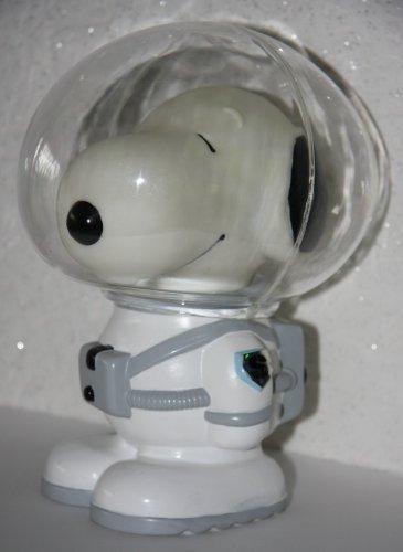 SNOOPY/PEANUTS*SPARDOSE/BANK*ca. 20 cm groß*Snoopy als Astronaut