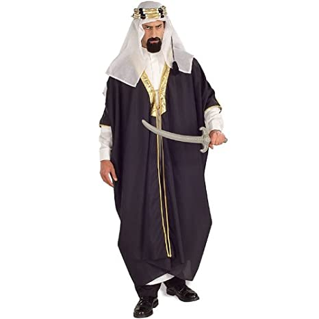 Carry Me Arab Sheik Mens Novelty Stag Night Adult Fancy Dress Costume New
