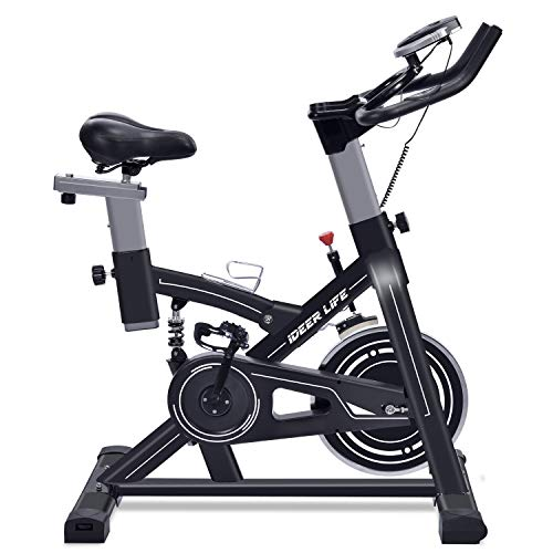 IDEER LIFE Exercise Stationary for Home Cardio Workout Only $114.99 (Retail $259.99)