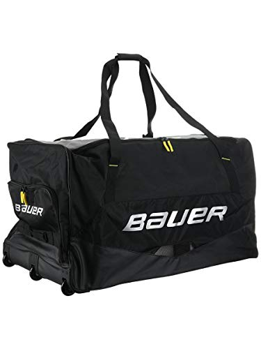 Bauer Goalie Wheel Bag Premium (S19), Farbe:schwarz