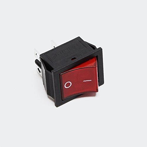 WilTec Pièce détachée: l' Interrupteur pour l'incubateur Mineur couveuse Automatique volaille éleveurs