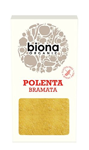 Organic Polenta Bramata - GF - 500g