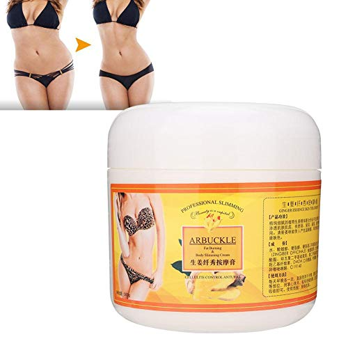 Reduzierende Creme, 300 g schnell abnehmendes Massageöl, Gewichtsverlust und fettverbrennende Schlankheitscremes