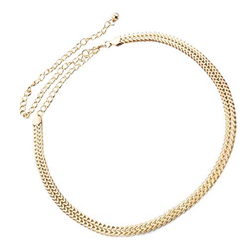Sharplace Clip Hebilla con Anillo D Hecho de Acero Inoxidable para 5 cm Cintur/ón de Buceo Scuba