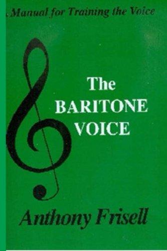 The Baritone Voice PDF Books