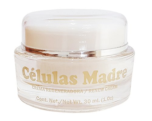 """Regenerating Facial Cream""""Celulas Madre"""" hydrating with SPF, Gets rid of sun spots, age spots and stains pregnancy. Anti Wrinkles and control acne formula."""