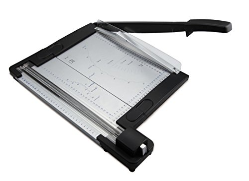 Monolith OC 500 Lever Rotary Cutter 2-in-1 Cutting Machine