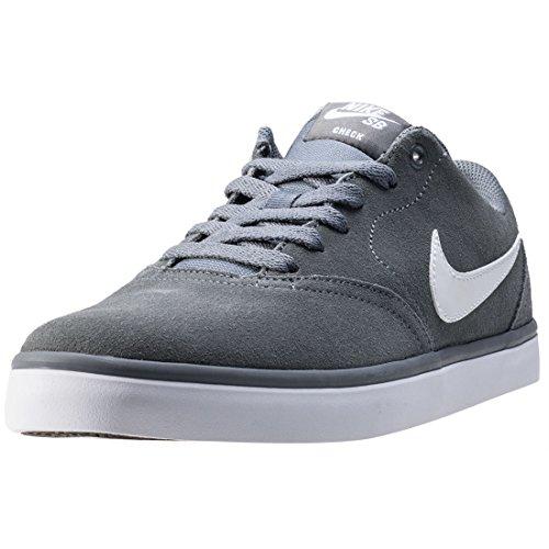 Nike SB Check Solar, Zapatillas para Hombre, Gris (Cool Grey/White), 44 EU