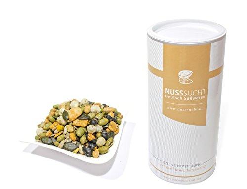 Nussmischung Salat Mix, geröstet | Salatmix | Inhalt: 500g | aus Pistazien, Kürbiskernen,...