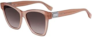FENDI Sonnenbrille FF 0289/S 35J/HA Gafas de sol, Rosa (Pink), 55.0 para Mujer