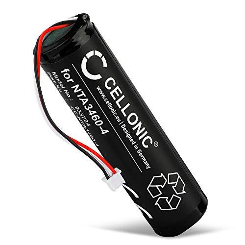 subtel® Batteria Premium Compatibile con Philips Avent SCD630/37, Avent SCD630, Avent SCD620, SCD620/26, Avent SCD625, Avent SCD843, NTA3459-4, NTA3460-4 2600mAh accu Ricambio Sostituzione