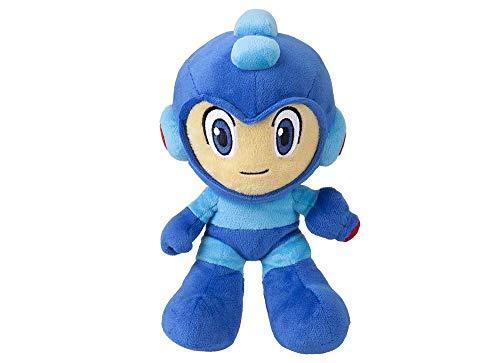 Megaman Mega Man Plush Figure Mega Man 25 cm sche